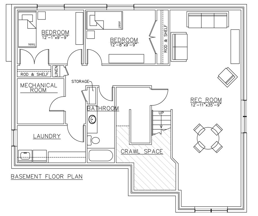 Jh200809 jh home designs house plans home plans and for Bi level plans