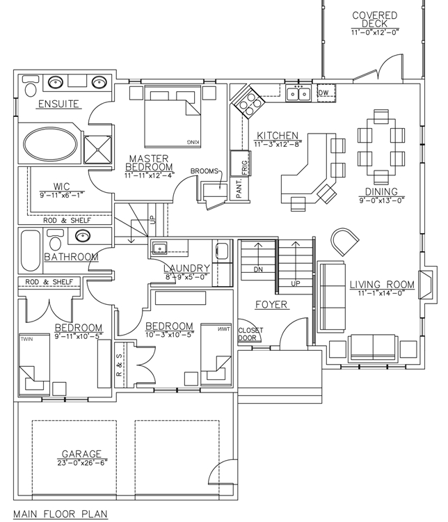 Modified bi level floor plans concept home design stage Modified bi level plans